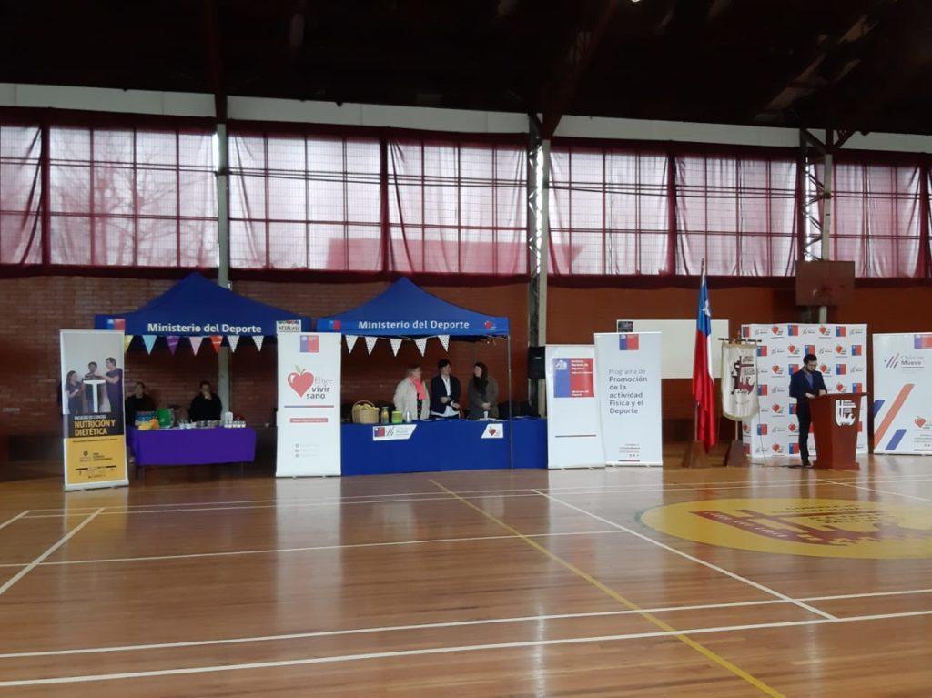 Feria Deporte foto