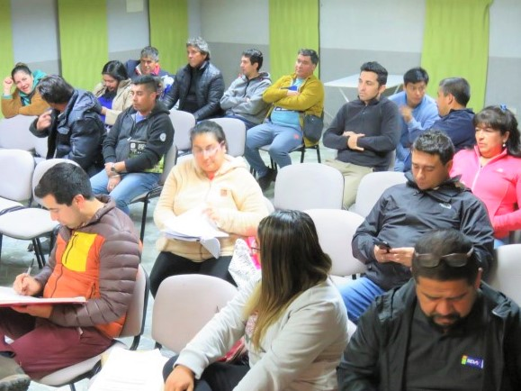 Proyecto aful asistentes